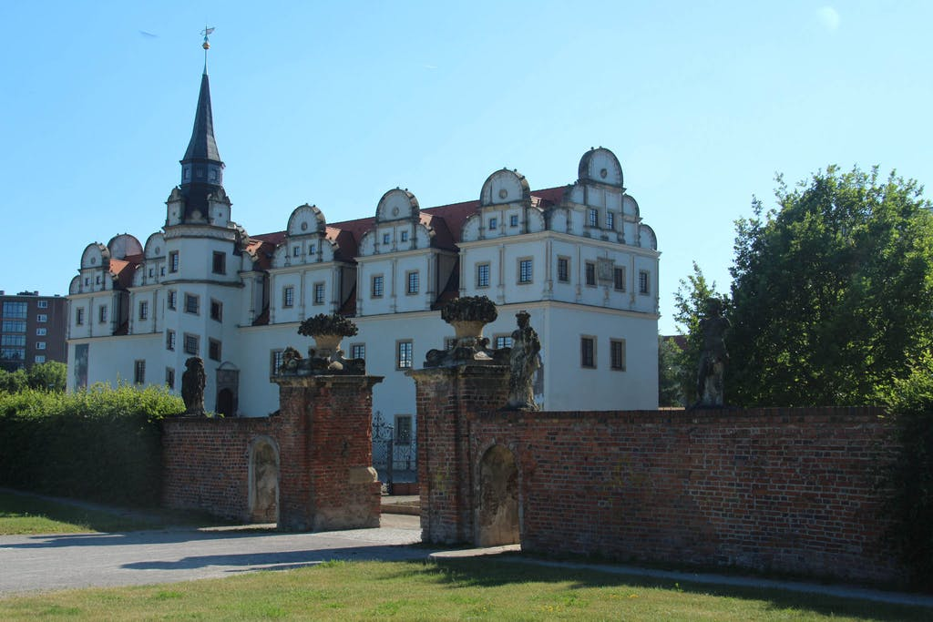 Museum, Dessauer Schloß