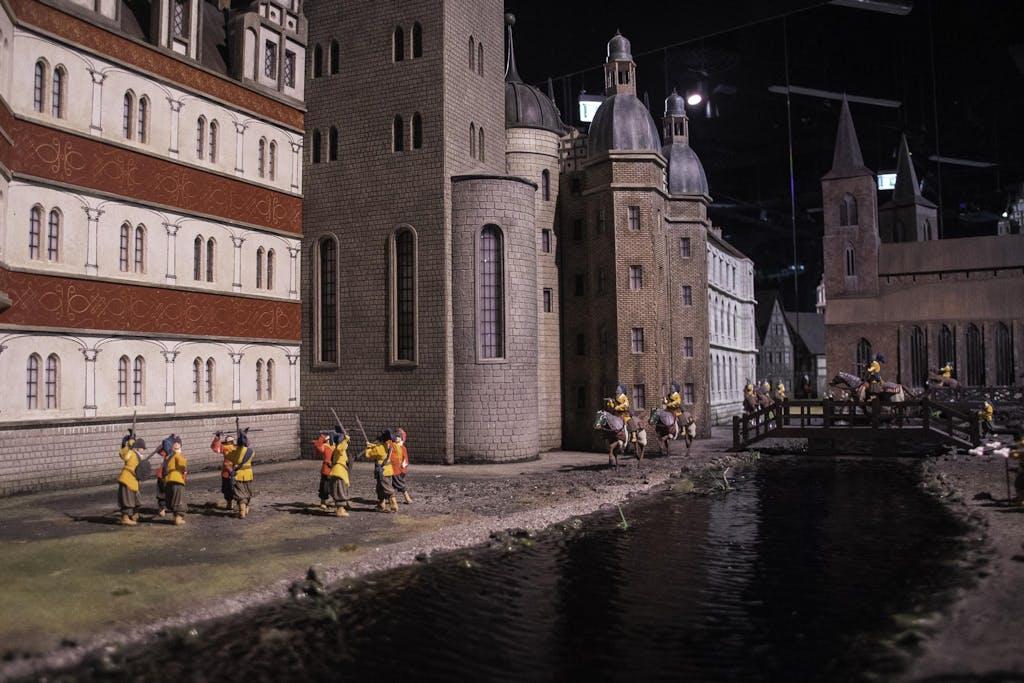 Kämpfe am Berliner Stadtschloss
