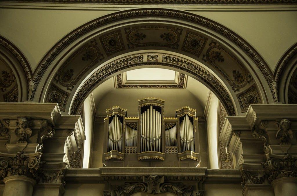 Organ Berlin cathedral