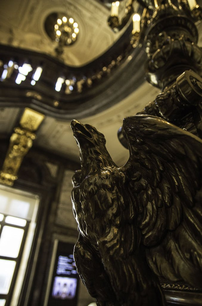 Detail Berlin cathedral