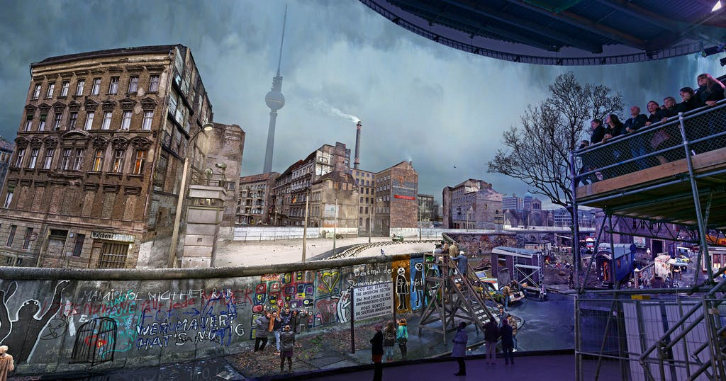Panorama Ausstellung