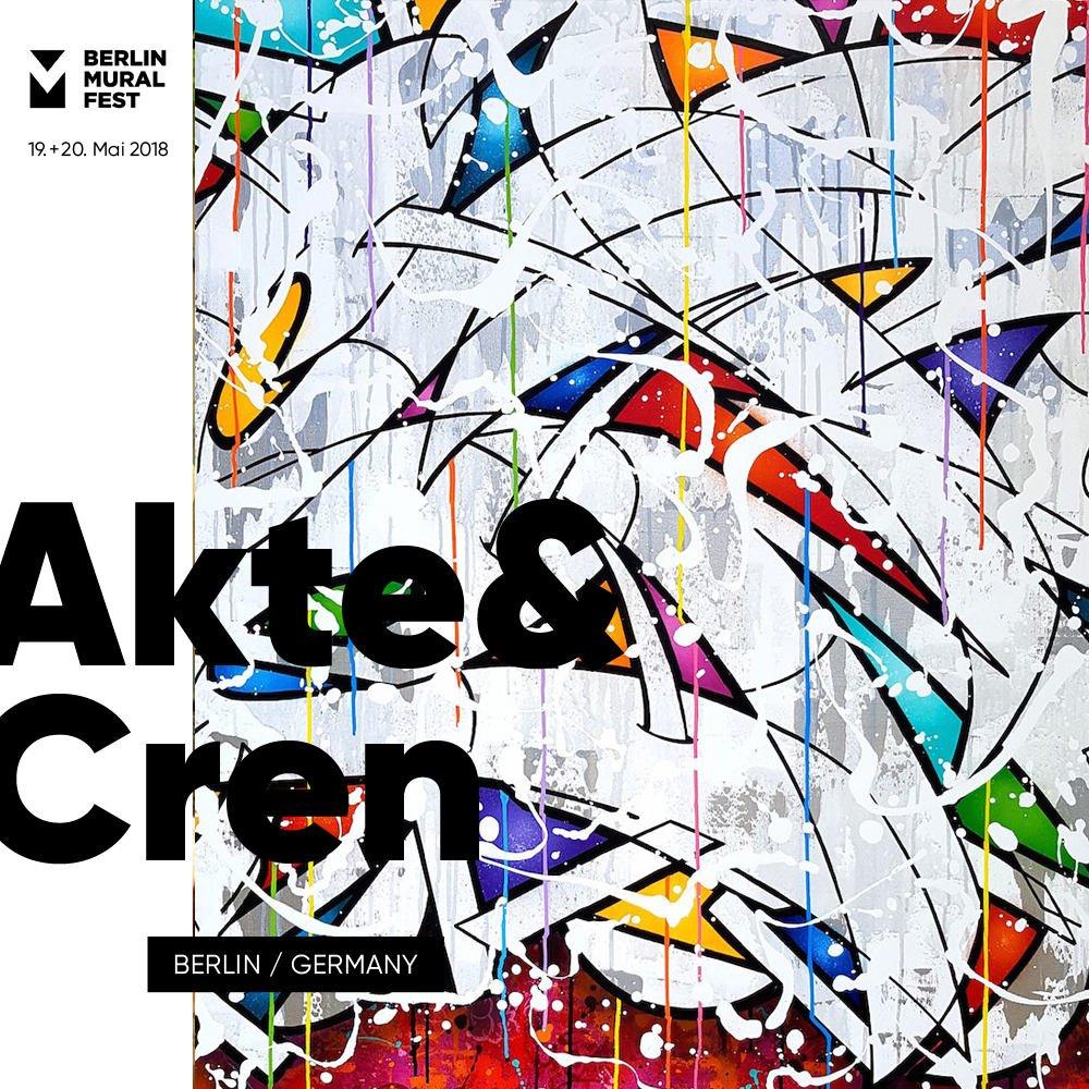Akte&Cren Mural Fest