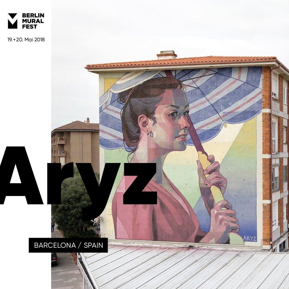 Aryz Mural Fest