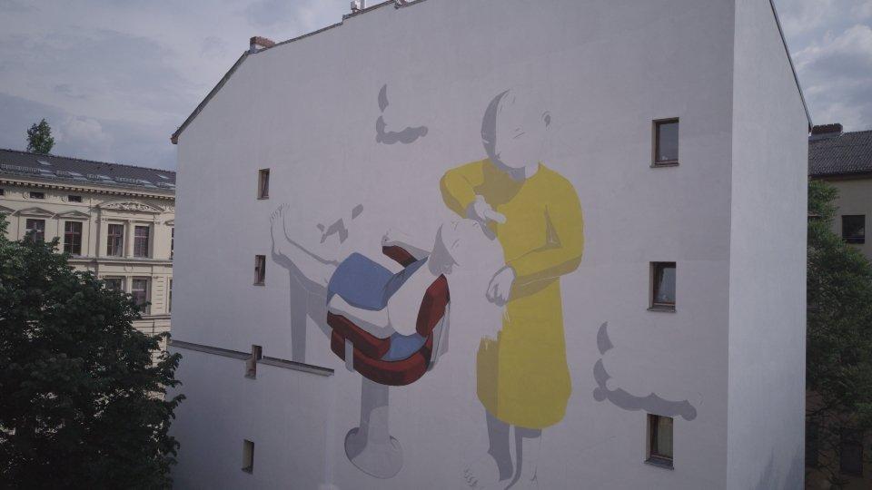 mural Berlin Mural Fest