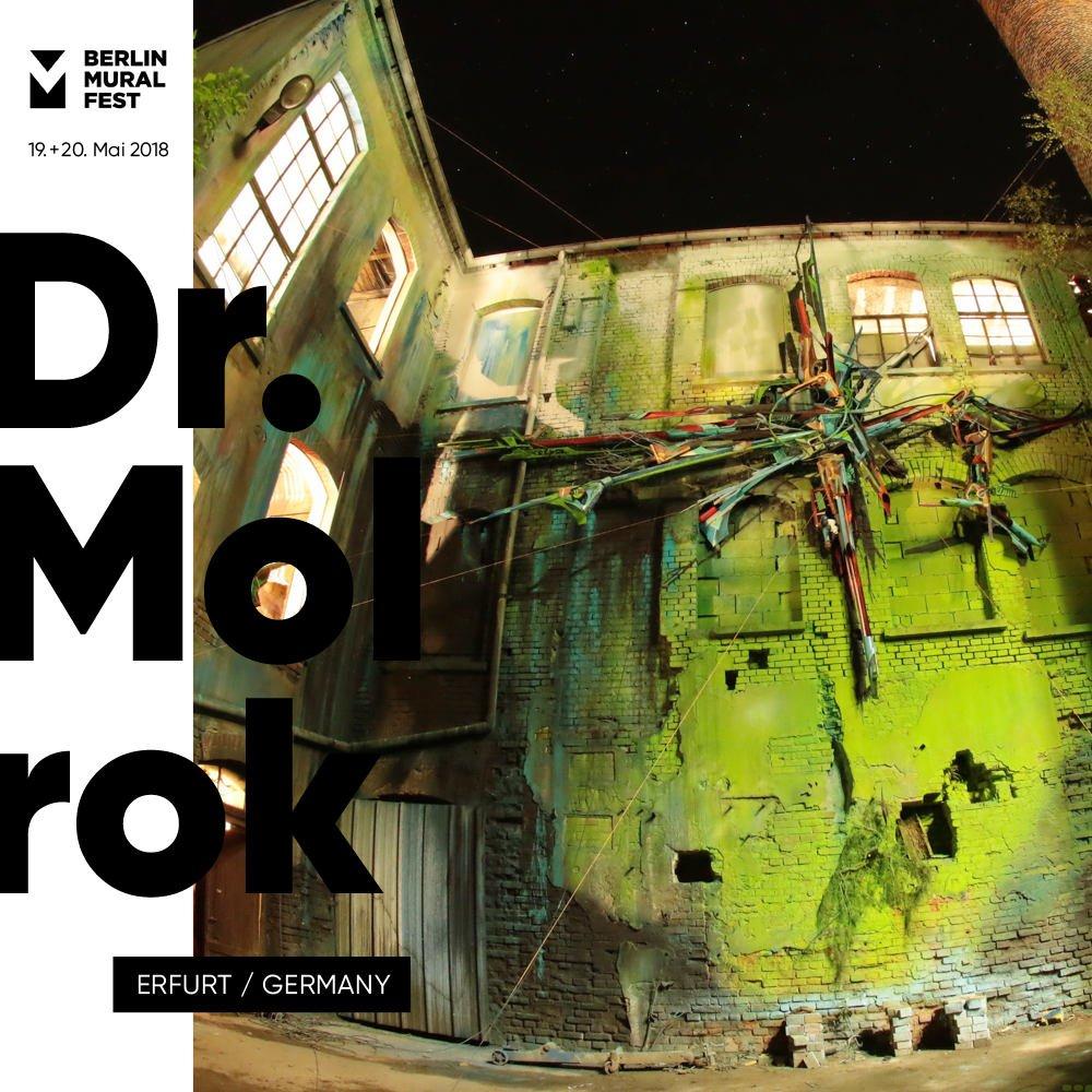 DrMolrok Mural Fest