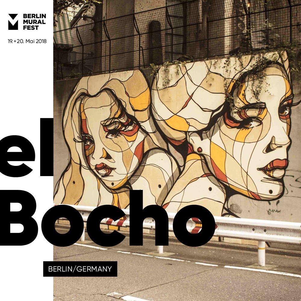 el Bocho Mural Fest