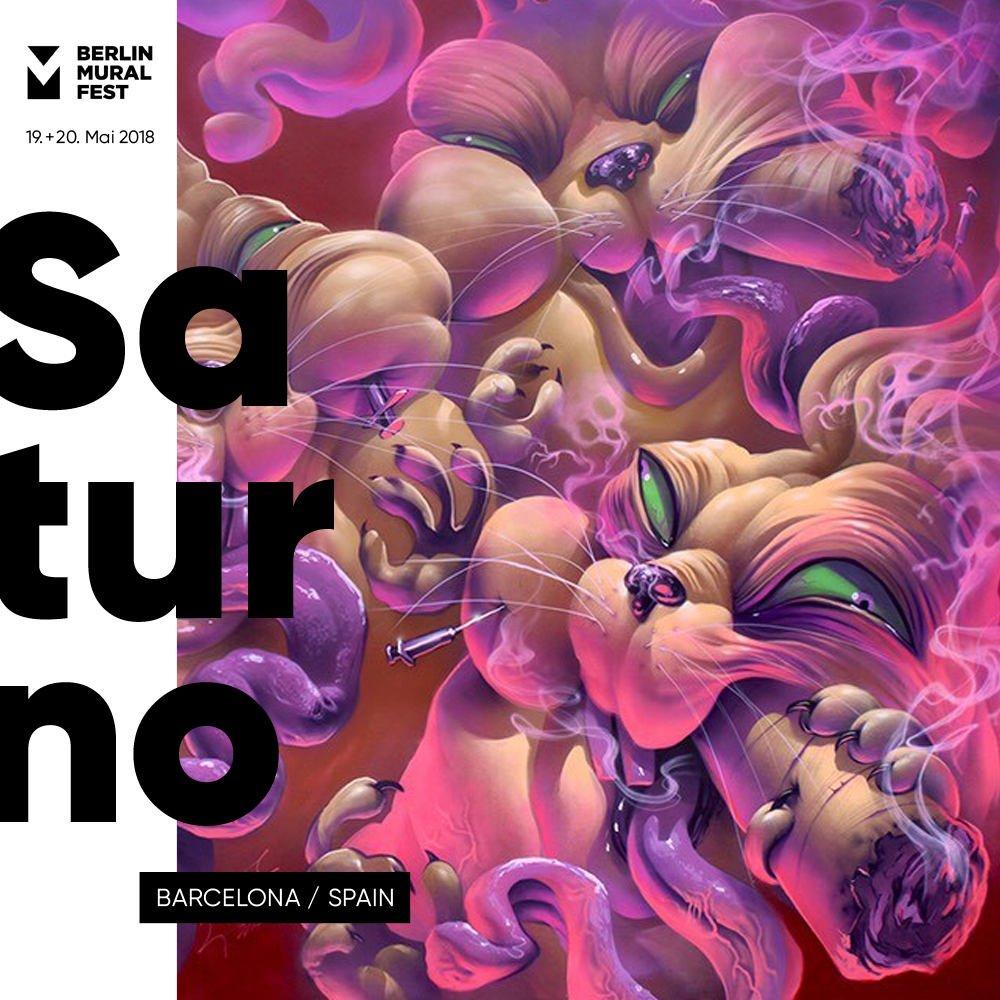 Saturno Mural Fest