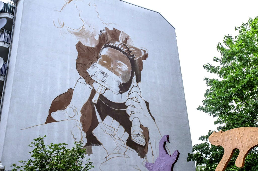 Case Maclaim Mural am Kotti
