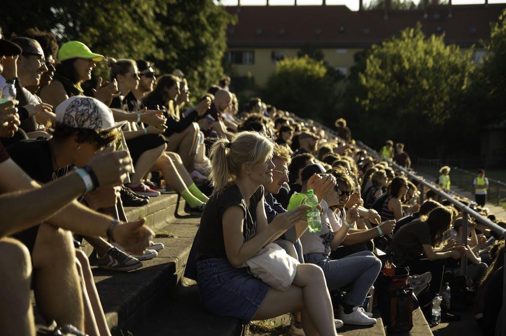 Hannsjana performance am Kissingen Stadium