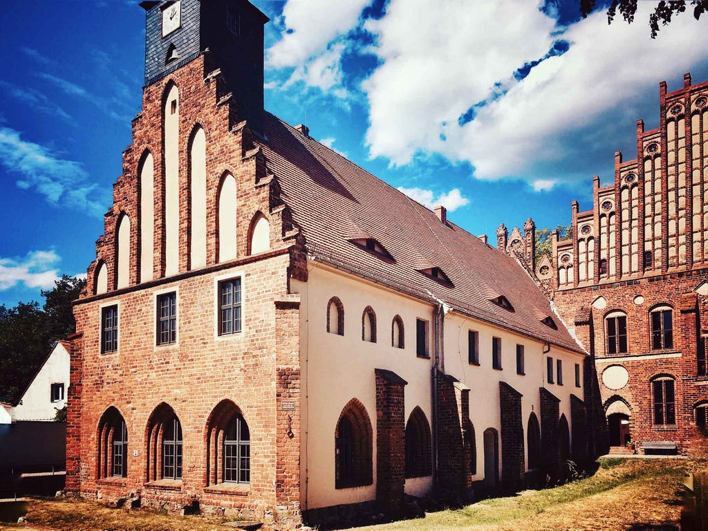 Kloster Zinna in Brandenburg