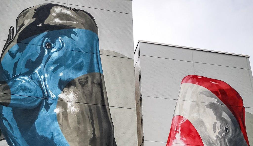 Mural Bülowstraße
