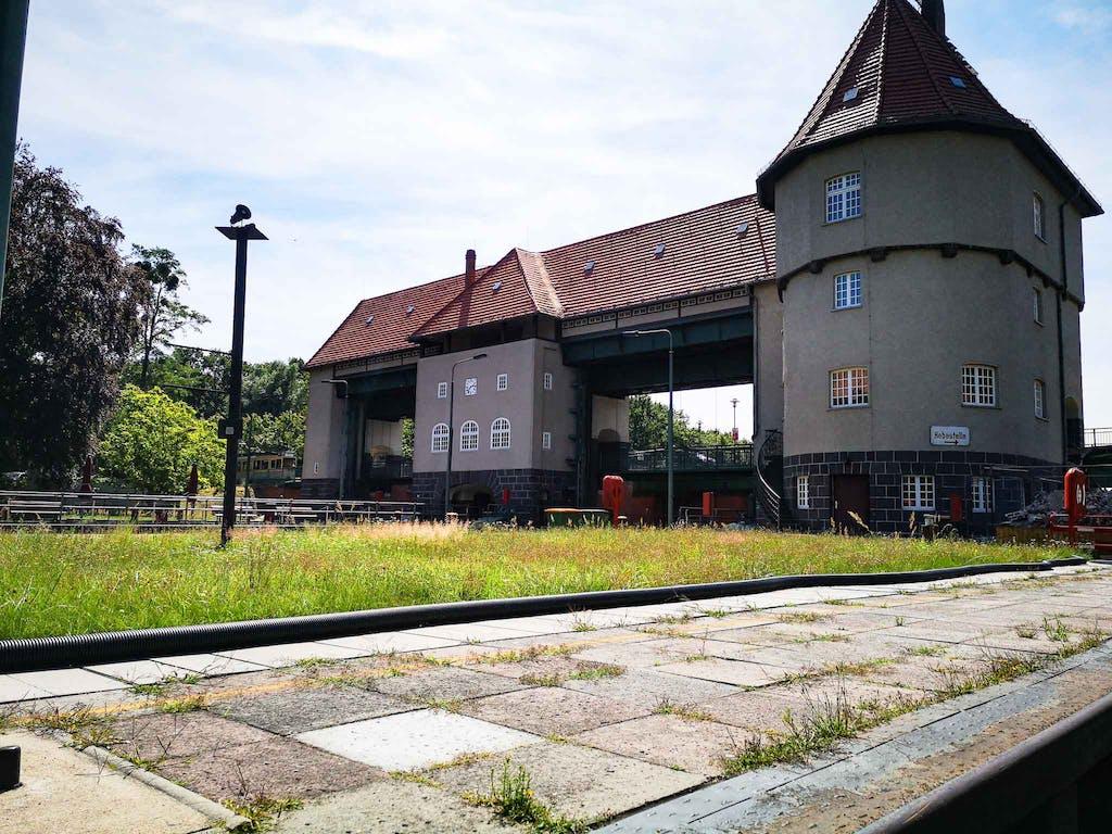 Kleinmachnow Lock