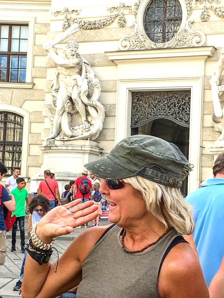 Unser Ur-Wiener Guide: Manuela