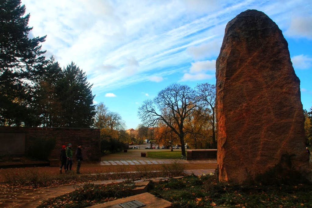 Die Gedenkstätte der Sozialisten hat immer noch etwas beeindruckendes und zeigt, wie wichtig dieser Ort für die Staatsführung der DDR war.