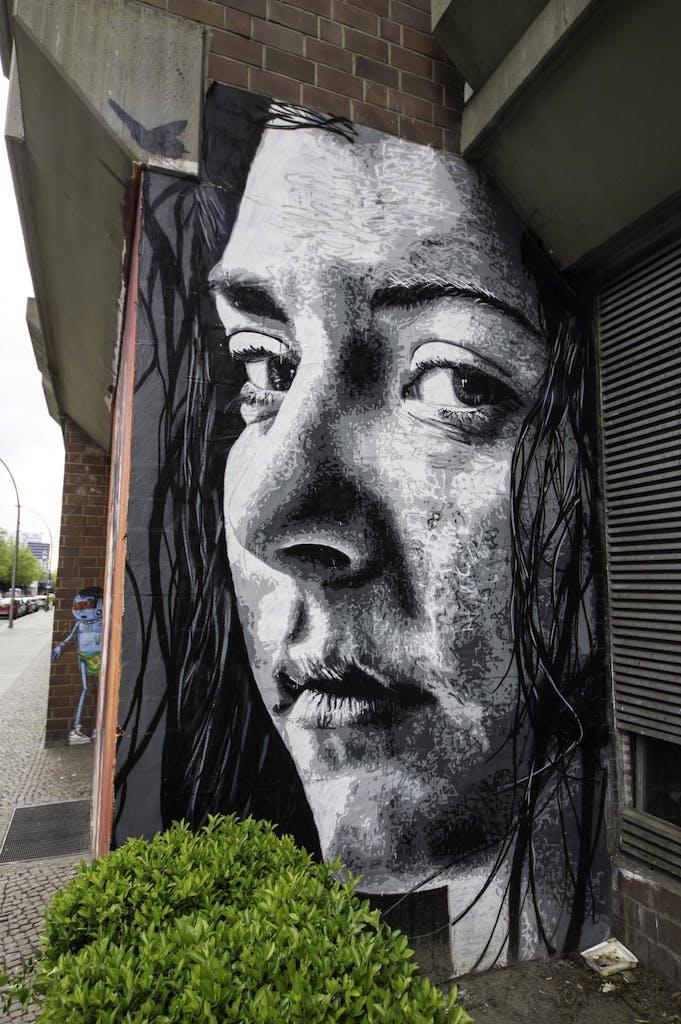 Urban Nation Graffiti
