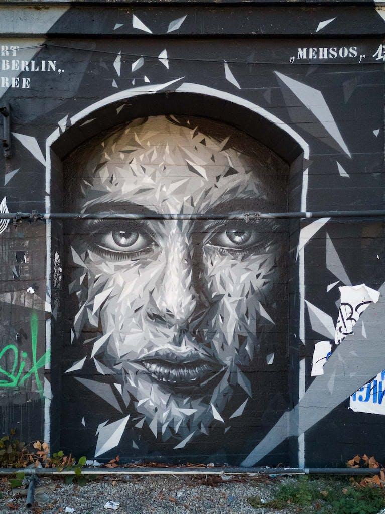 Graffiti at Urban Spree