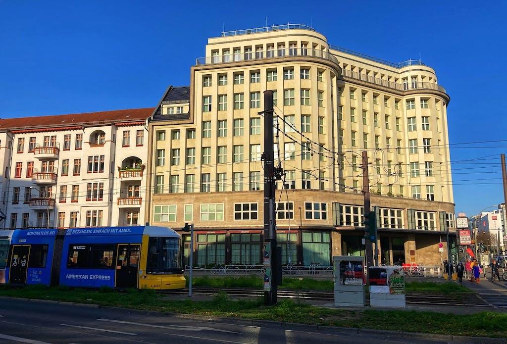 """Im heutigen """"Soho House"""" residierte einst DDR-Präsident Wilhelm Pieck"""