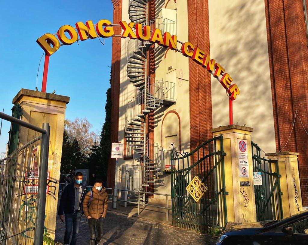 Ein Stück Vietnam in Berlin - Das Dong Xuan Center in Lichtenberg