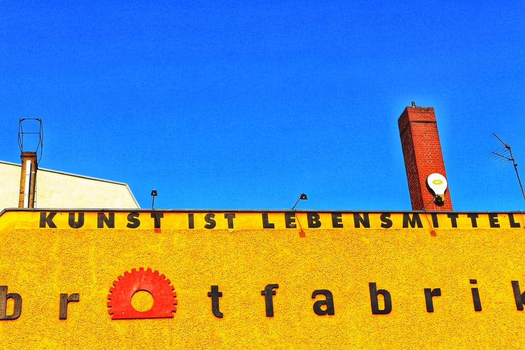Kino und Kulturzentrum Brotfabrik am Caligariplatz