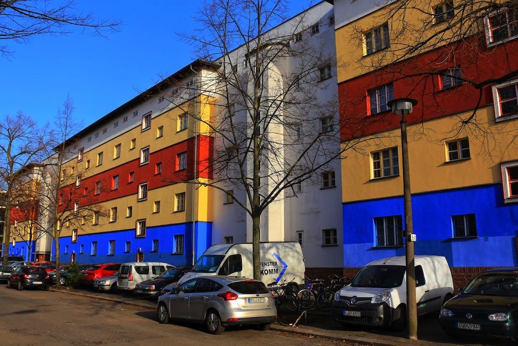 Tautsiedlung Trierer Straße Weißensee