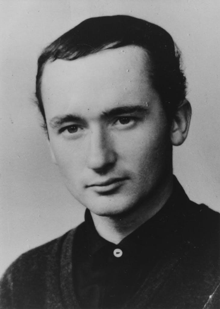 Walter Kittel, erschossen am 18. Oktober 1965 bei einem Fluchtversuch am Außenring der Berliner Mauer zwischen Kleinmachnow und Berlin-Zehlendorf (Aufnahmedatum unbekannt, Quelle: chronik-der-mauer.de)