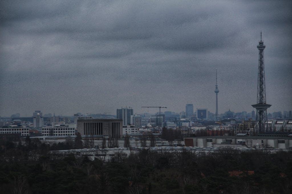 Blick vom Drachenberg