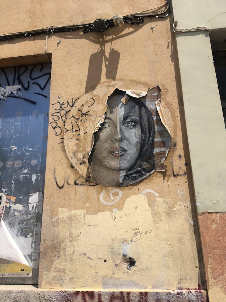 Paste-up Athen