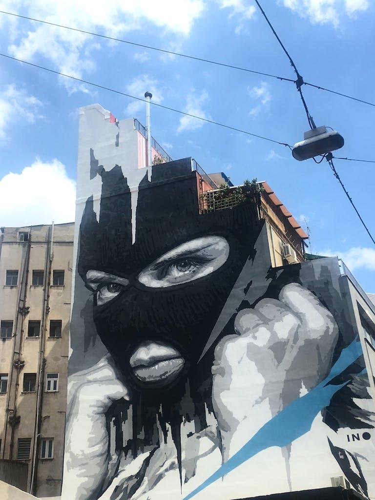 Mural Athen