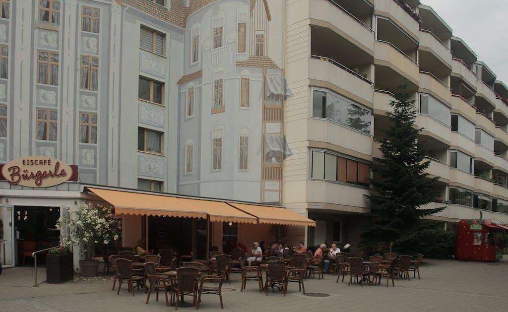 Café Bürgerle in Erkner