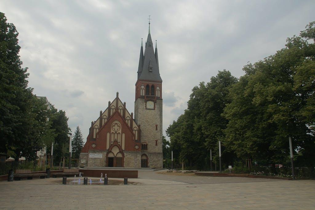 Kirche in Erkner