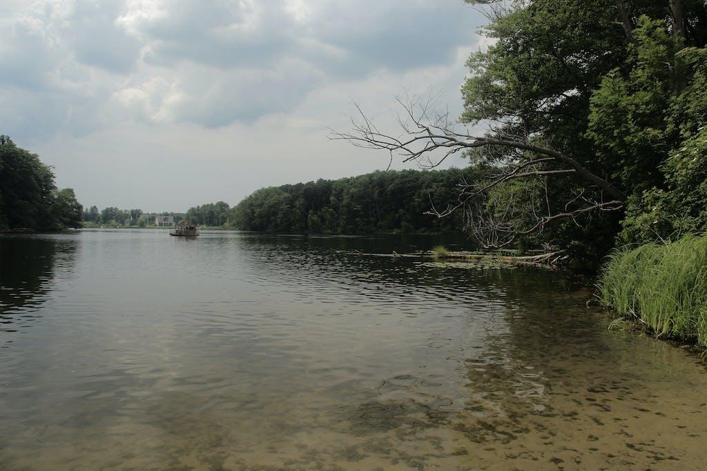 Badestelle am Möllensee