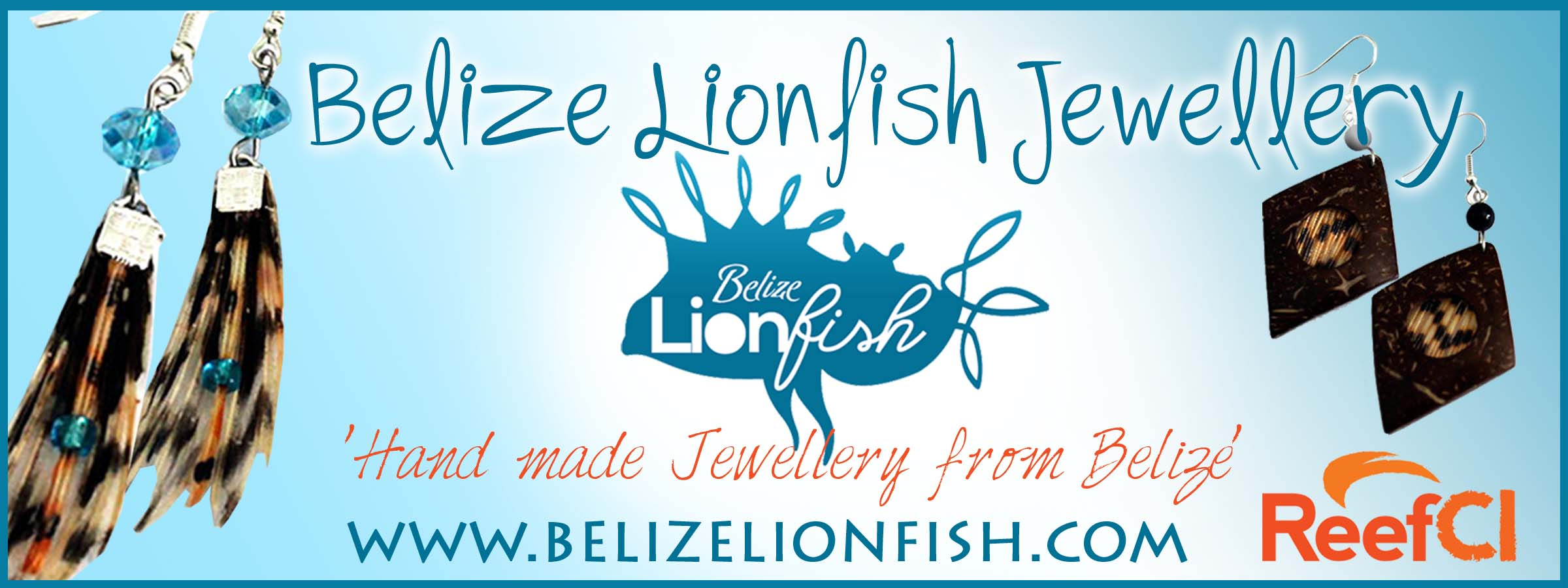 BELIZE LIONFISH JEWELLERY-D2