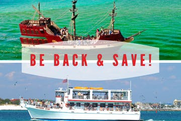 Be Back & Save