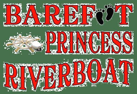 Barefoot Princess Riverboat Logo