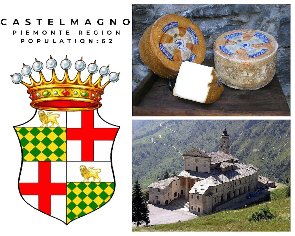 Most prized Italian Cheese