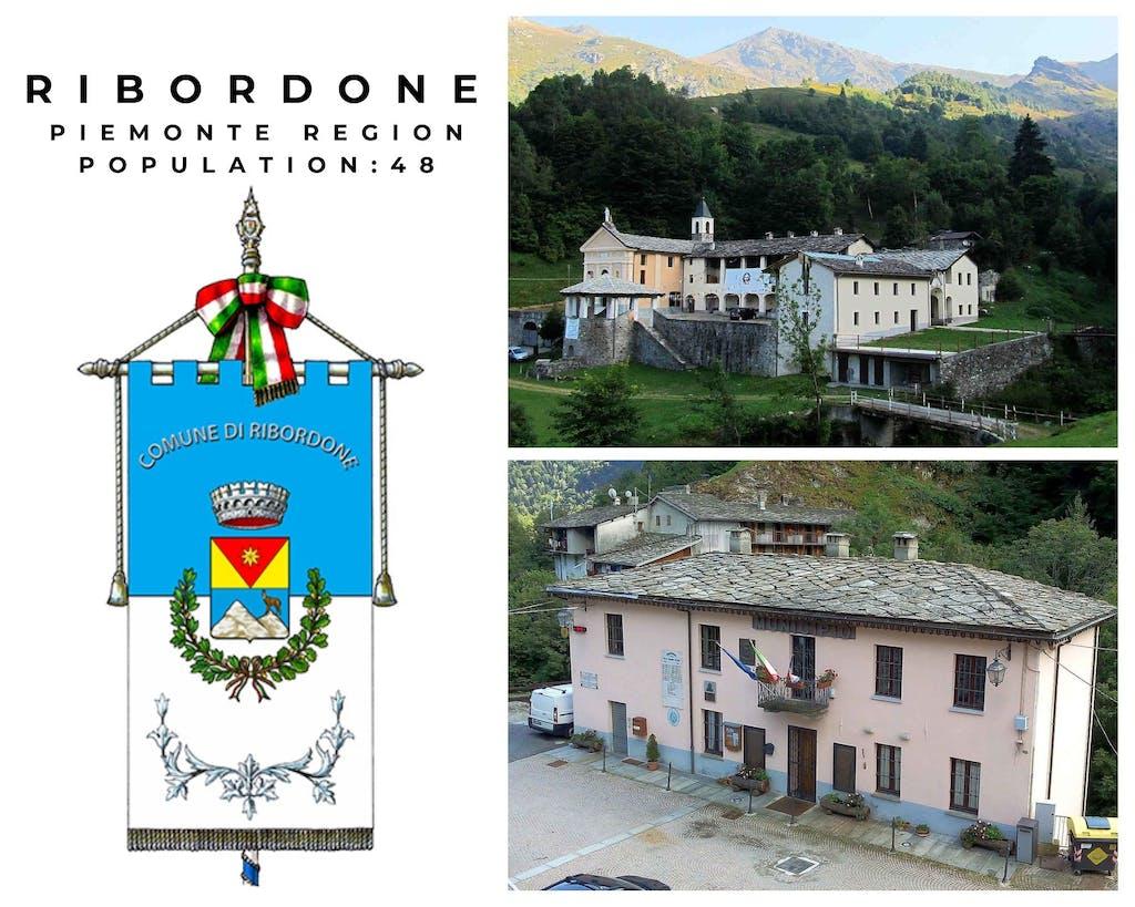 Alpine Italian Towns