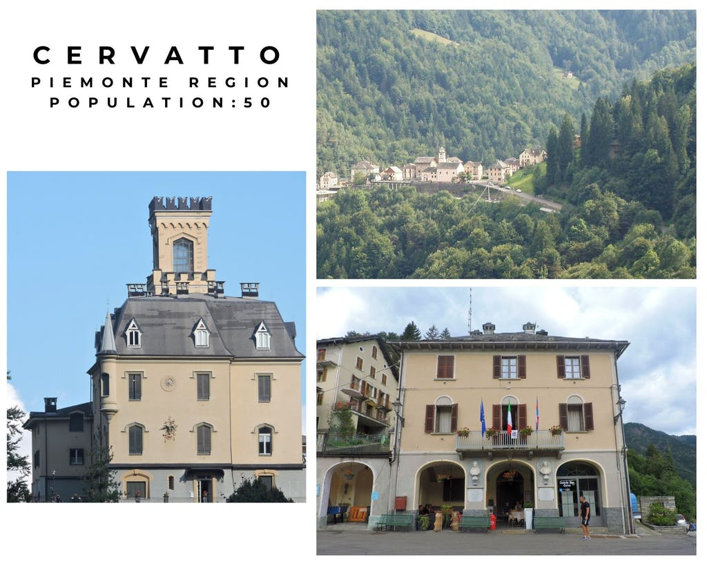 Castles of Northern Italy