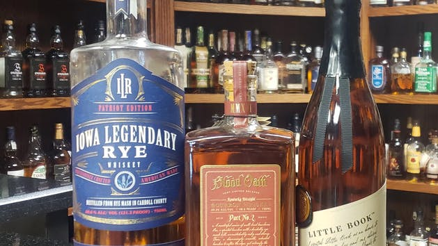 Bourbon Tastings The Whisky Attic