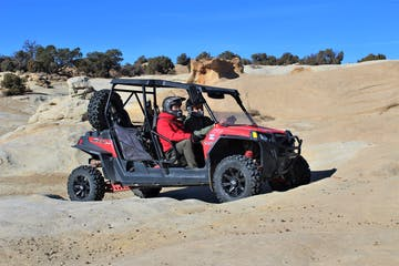 RZR Rental package