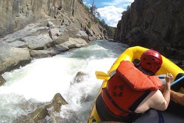 upper animas overnight raft trip