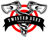 Twisted Axes Throw House