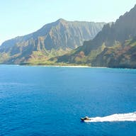Kauai's stunning Na Pali Coast