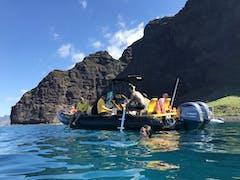 Na Pali Pirates Snorkel Adventures