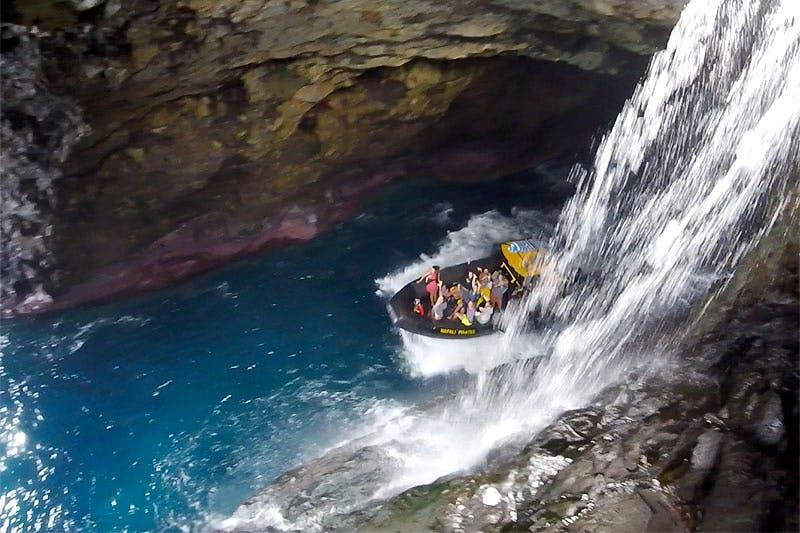 2 Door Cave, Na Pali Coast