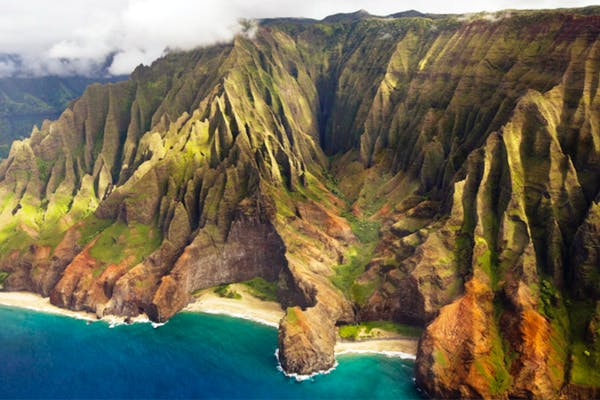 Na Pali Coast, Honopu