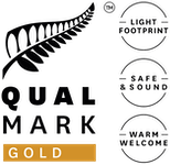 Qualmark Gold Award