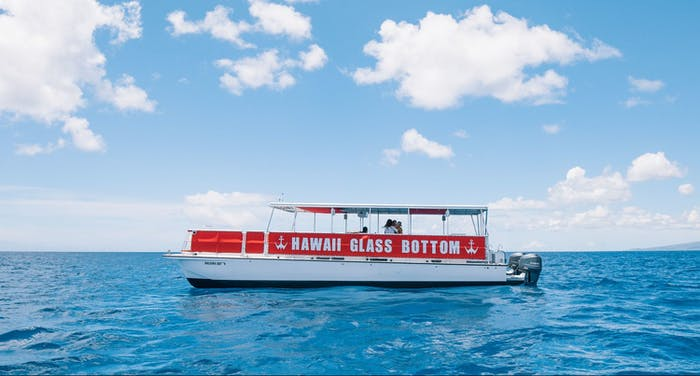 Glass Bottom Boat Tours In Hawaii