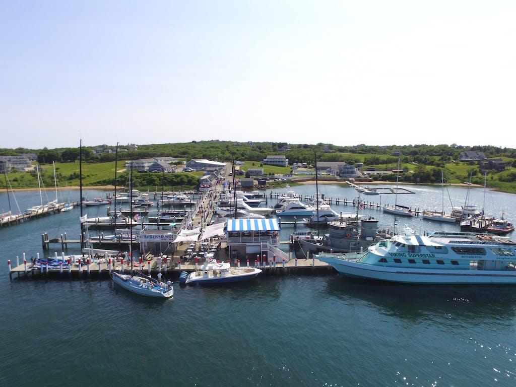 Champlins Marina and Resort