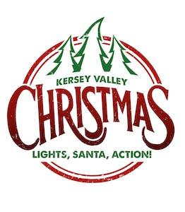 logo, Kersey Valley Christmas