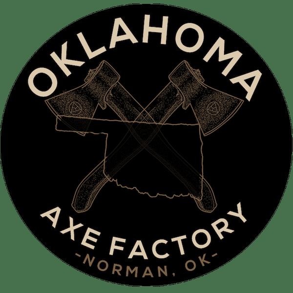 Oklahoma Axe Factory logo